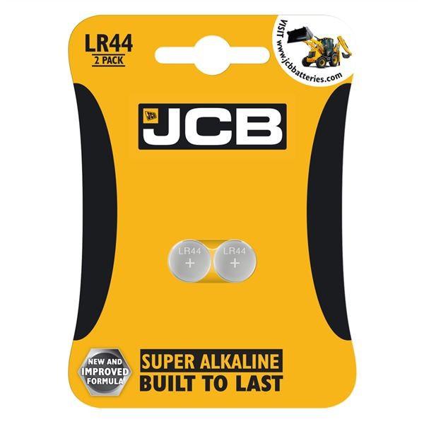 026006 2PK JCB LR44 BATTERIES