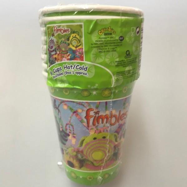 353935 8PK FIMBLES CUPS