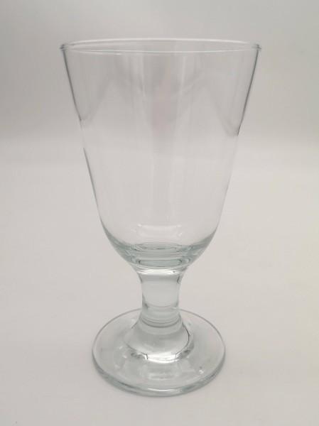 NBC WIDE TOP DRINKS GLASS