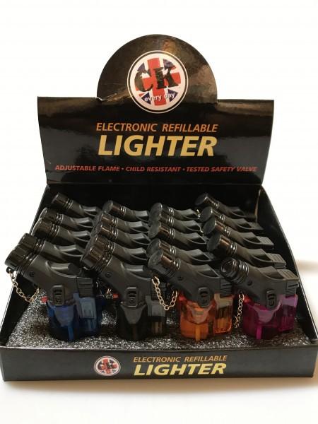 001701 CK715 JET FLAME LIGHTER