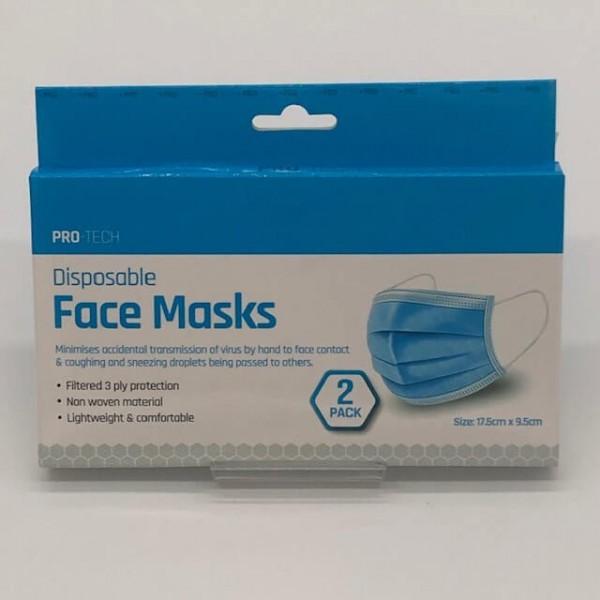 509062 2PK FACE MASK