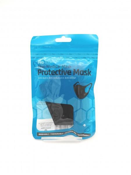 PROTECTIVE MASK SPONGE BLACK