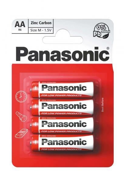 032830 PRICE INC PAN AA 4 PACK
