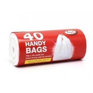 000003 40 HANDY CARRY BAGS