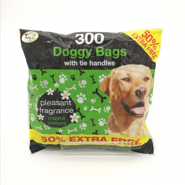 001604 300S DOGGY BAGS