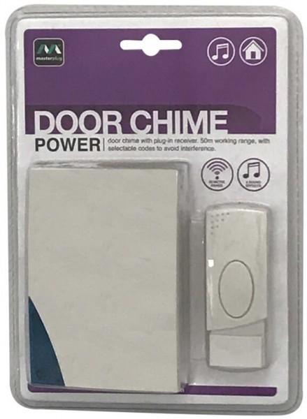 572369 WIRE FREE DOOR CHIME