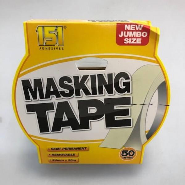 047808 MASKING TAPE 24MM