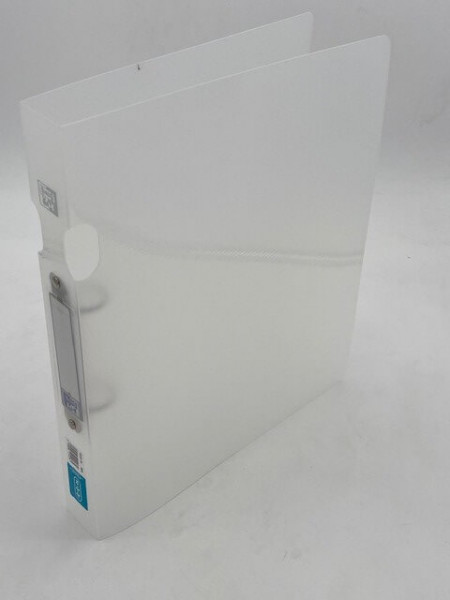 014475 A4 RINGBINDER CLEAR OXF