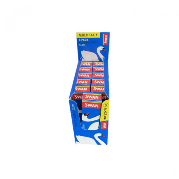 000216 SWAN 3PK BLUE PAPER