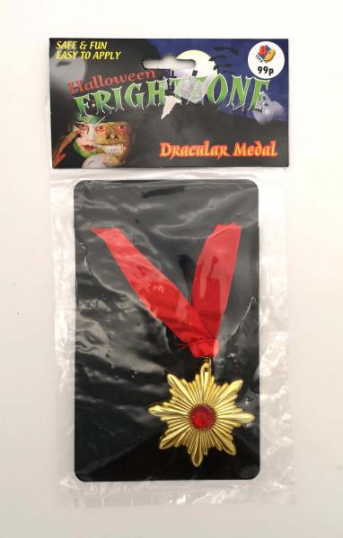 100995 DRACULAR MEDAL