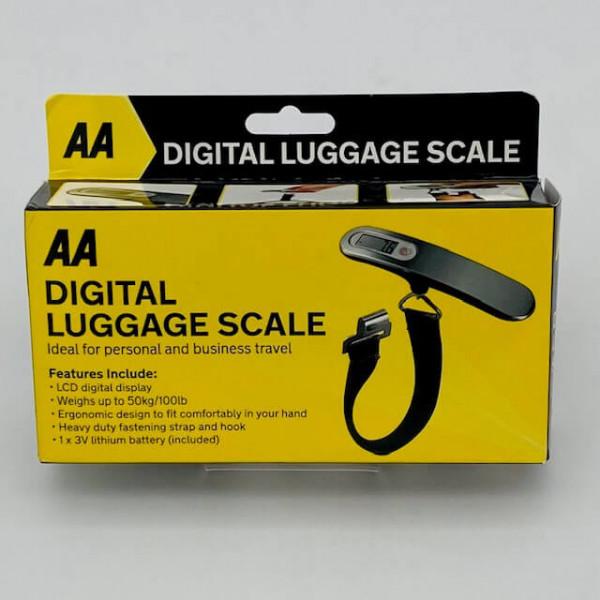 740825 DIGITAL LUGGAGE SCALES
