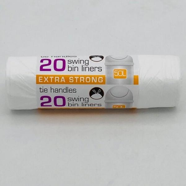 007668 20S SWING BIN LINERS
