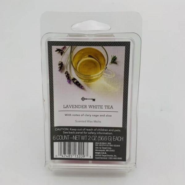 132093 LAVENDER WHT TEA MELT