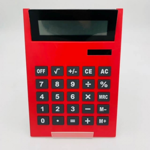 077742 CALCULATOR RED GIANT