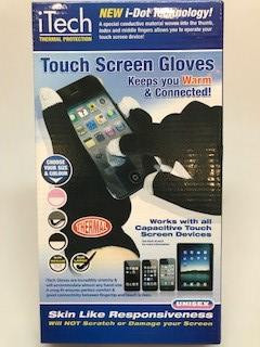 924890 TOUCH SCREEN GLOVES