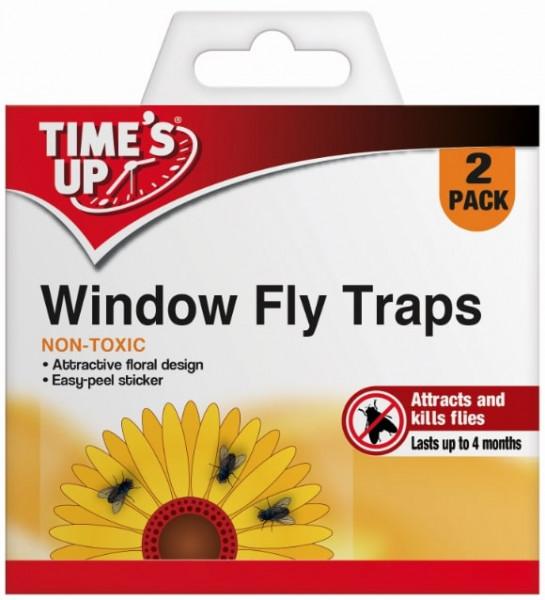 578037 WINDOW FLY TRAPS 2PK