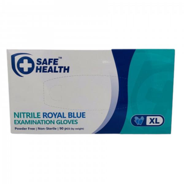 882353 NITRILE BLUE XL GLOVES